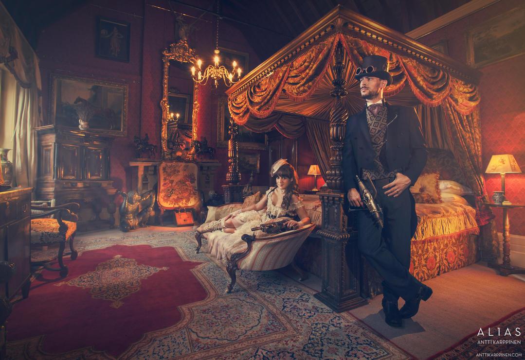 steampunk by by hyperxp on deviantart