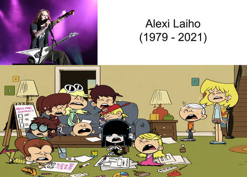 The Loud Kids Crying for Alexi Laiho