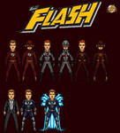 The Flash: Blue Flame