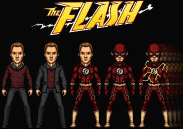 Flash (Gods Among Us) by Nova20X