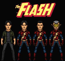 Flash (Earth 2) by Nova20X