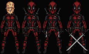 Deadpool (Movie)(Not X-Men Origins) by Hernan20X