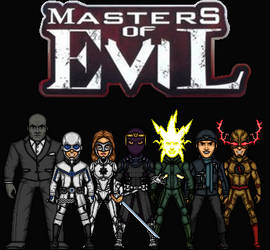 Masters of Evil (Earth-1)