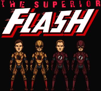 The Superior Flash (Earth 3) by Nova20X