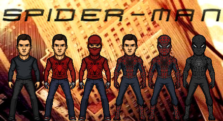 Quickies: ''Who am I? I'm Spider-Man''