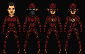 Quickies: ''My name is Barry Allen'' by Nova20X