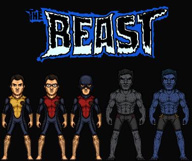 Beast (New Earth) by Nova20X