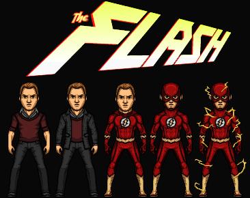 The Flash (New Earth) by Nova20X