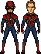 The Flash II/Impulse/Barry Allen (Unity) by Nova20X