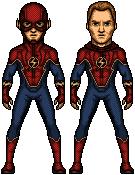 The Flash II/Impulse/Barry Allen (Unity) by Nova20X