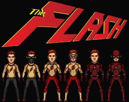 The Flash III (New Earth) by Nova20X