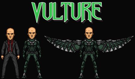 The Vulture (New Earth) by Nova20X