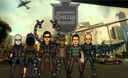 The Sinister Six (New Earth)