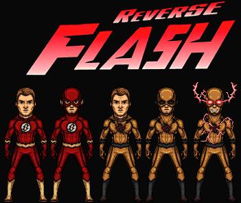 Reverse Flash (New Earth) by Nova20X