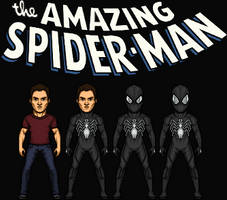 Amazing Spider-Man: Dark Days (New Earth) by Nova20X
