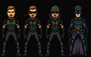 DC Rebirth (Work in Progress) by Nova20X