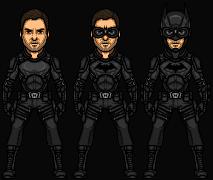 Quickies: CW's The Goddamn Batman by Nova20X