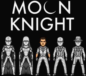 Vic Sage: Moon Knight (New Earth)
