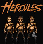 Hercules (New Earth)
