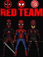 Red Team (New Earth) by Nova20X