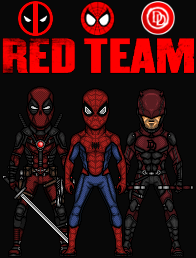 Red Team (New Earth) by Nova20X