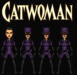 Catwoman (New Earth) by Nova20X