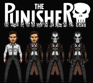 The Punisher (New Earth) by Nova20X