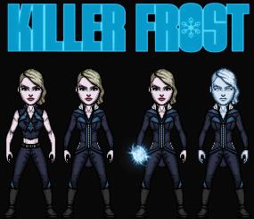 Killer Frost (New Earth) by Nova20X