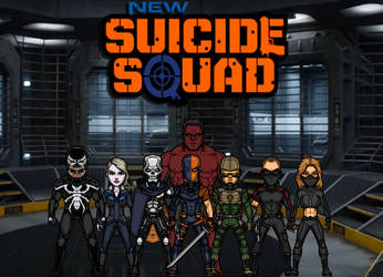 Deathstroke's Suicide Squad (New Earth)
