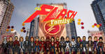 The Flash Family (New Earth)