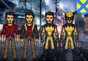 Wolverine - James ''Logan'' Howlett (Prime Earth) by Nova20X
