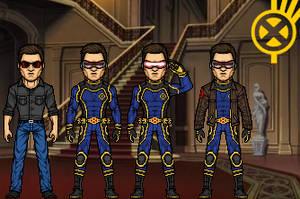 Cyclops - Scott Summers (Prime Earth) by Nova20X