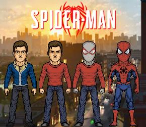 Spider-Man - Year One by Nova20X