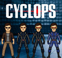 Cyclops - Marvel Redux Universe by Nova20X