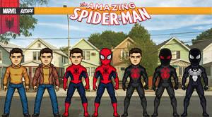 The Amazing Spider-Man - Marvel Redux Universe