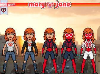 Mary Jane Watson - Marvel Redux Universe