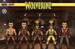 Wolverine - Marvel Redux Universe