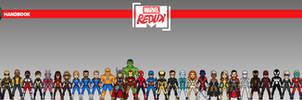 Marvel REDUX - Earth-616 Handbook
