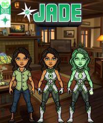 Jade - DC Redux