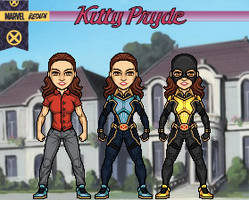 Kitty Pryde - Marvel Redux Universe