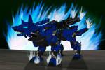 Fire Wolf by ITman496