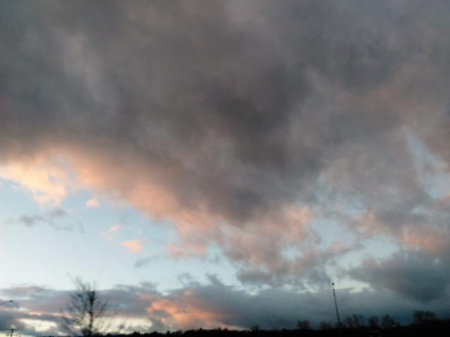 Skies like this by SimplyKristina