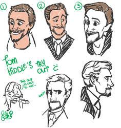 Tom Hiddleston sketch by wa-wa-wa-wa