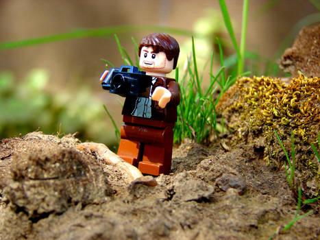 Lego Potatoe Photography