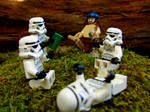 Stormtroopers day off