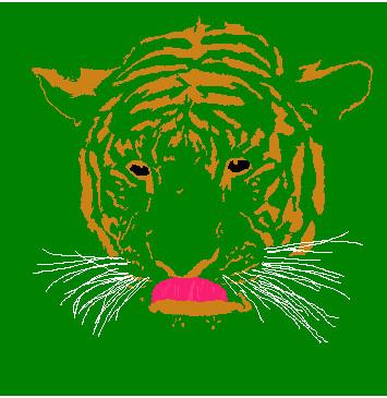 Tiger by PotatoeHuman
