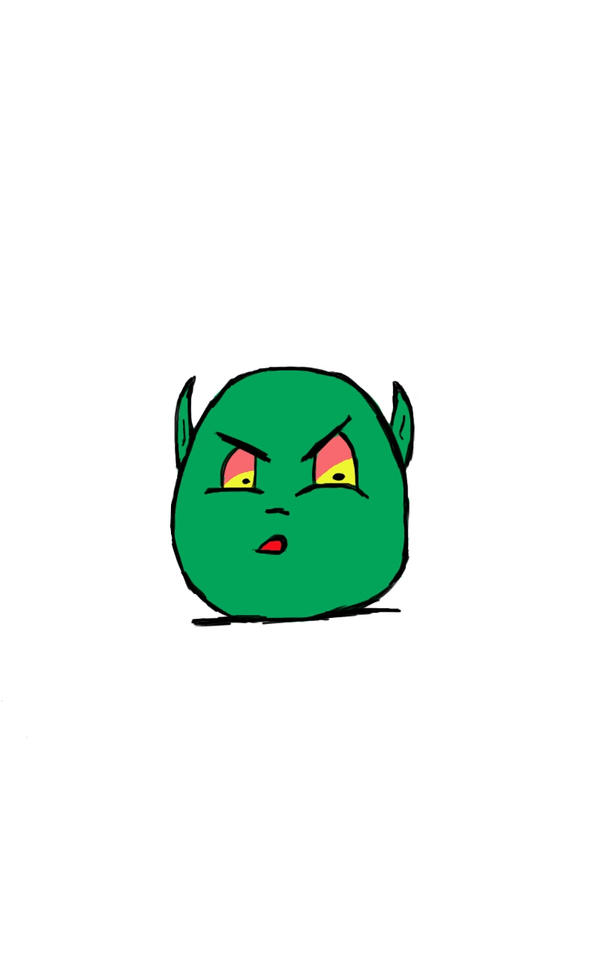 New Goblin by PotatoeHuman