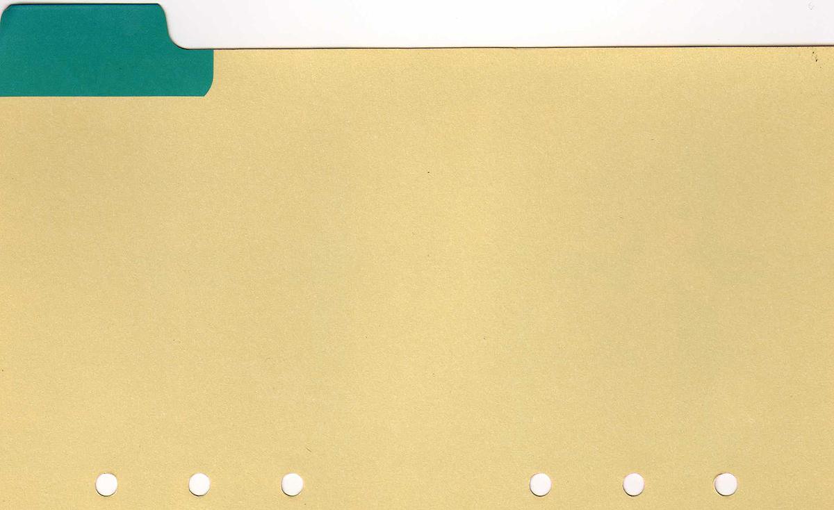 Paper Scan by AliceMeraviglia