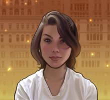 Reddit Girl 5 by AviArts