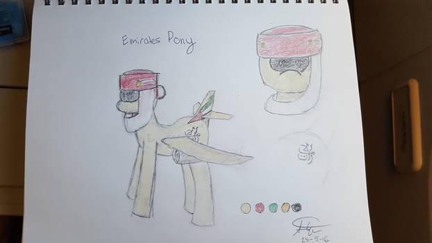 Emirates Pony